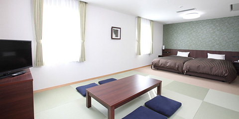 和洋室 Japanese and Western Room